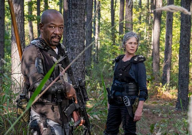 the walking dead still gotta mean something - morgan and carol