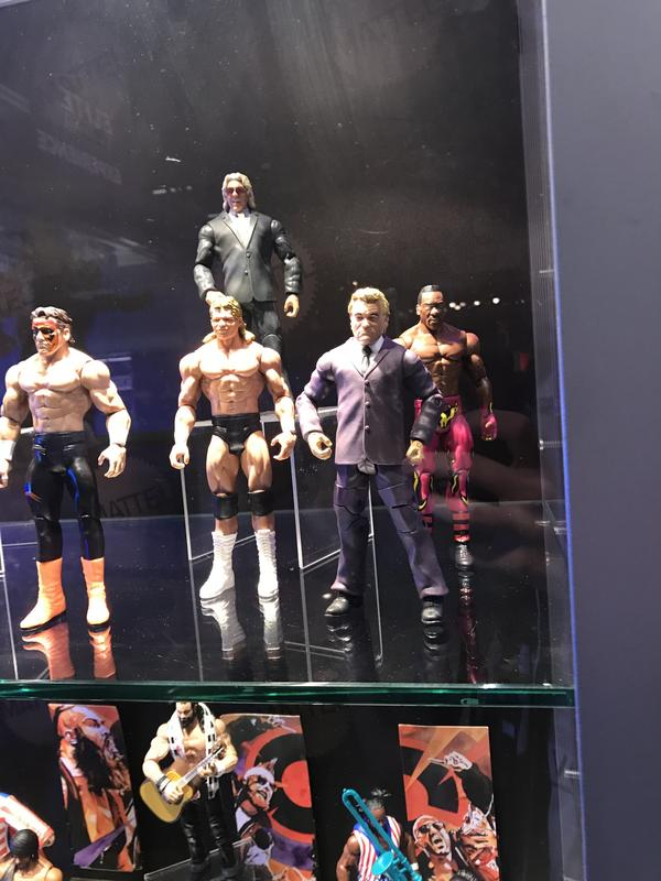 wwe axxess sting, lex luger, ric flair, jj dillon and booker t