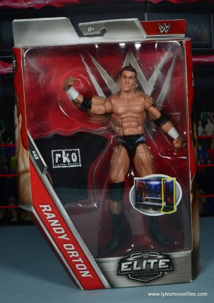wwe elite 49 randy orton figure review - package front