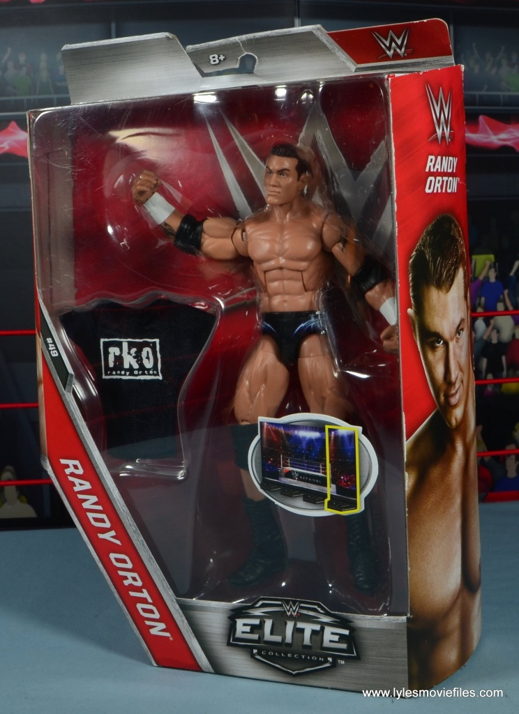 wwe elite 49 randy orton figure review - package sides