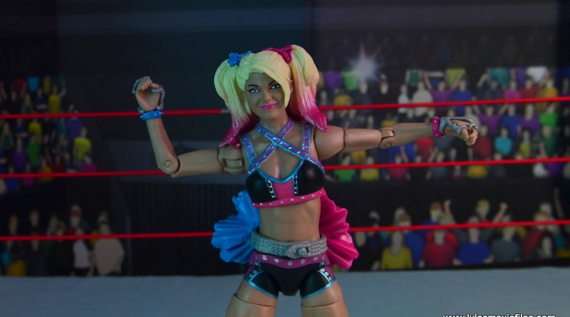 wwe elite 53 alexa bliss figure review -main pic