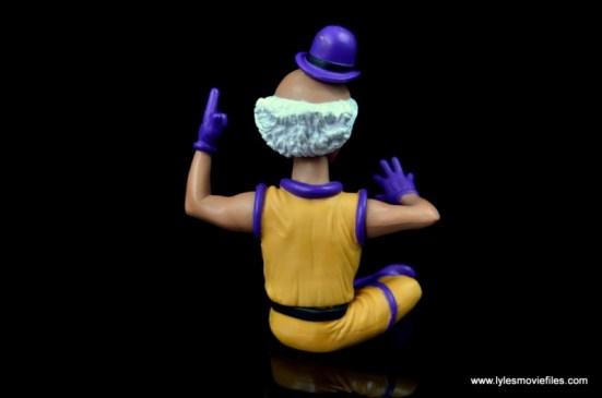 DC Signature Series Mister Mxyzptlk figure review - rear