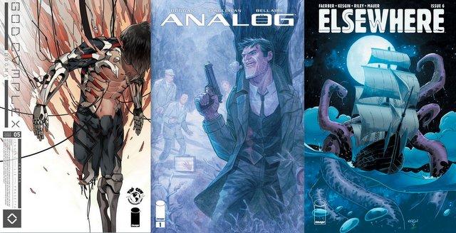 image comics reviews for 4-4-18