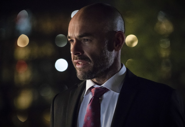arrow life sentence review - quentin lance