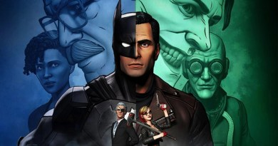 batman the enemy within - tiffany, commissioner gordon, alfred, batman, bruce wayne, harley quinn, john and mr. freeze