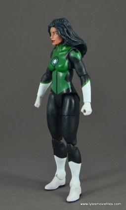 dc multiverse jessica cruz figure review - left side