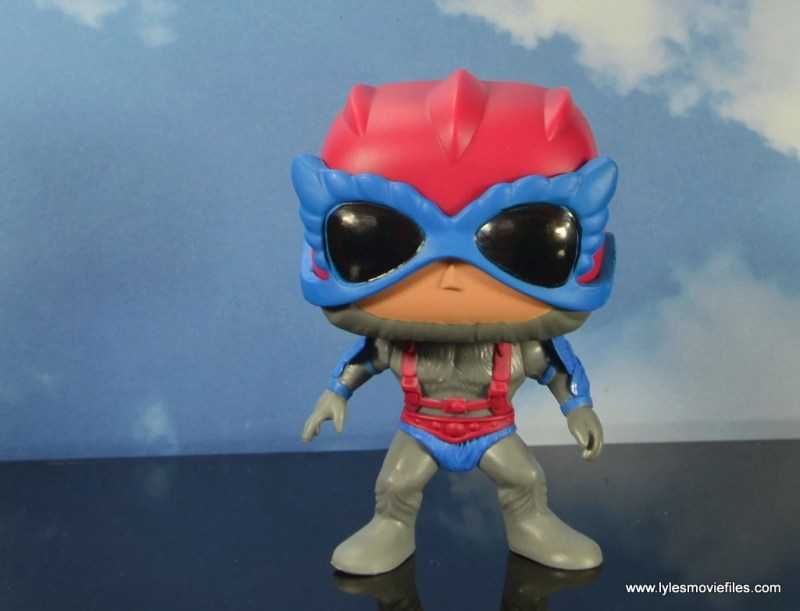 funko pop! stratos figure review -hitting the clouds