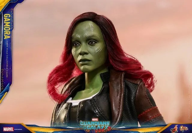 hot toys guardians of the gamora vol. 2 gamora figure -main pic