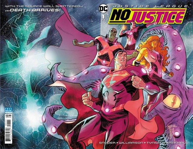 justice league no justice 1