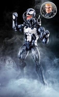 marvel legends venom wave -venom