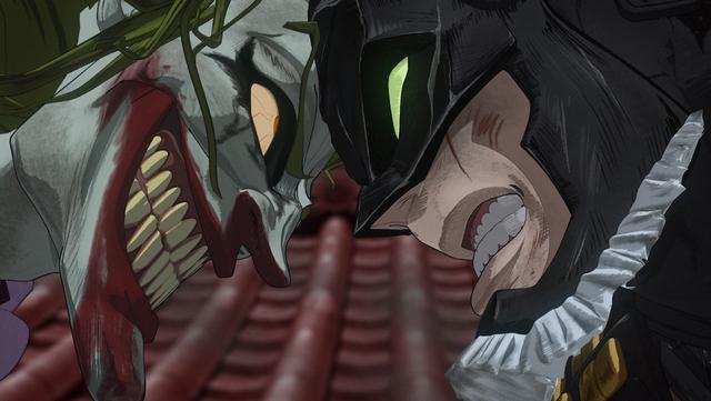 batman ninja review -the joker vs batman