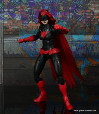 dc multiverse batwoman figure review - battle stance