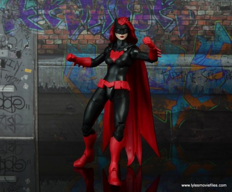 dc multiverse batwoman figure review - ready for fight
