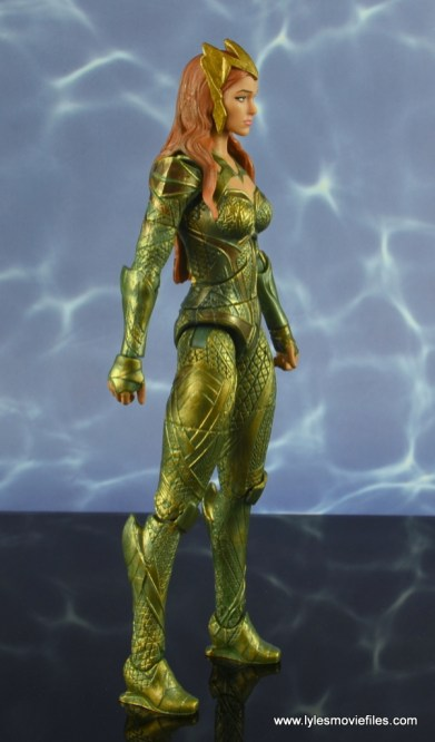 dc multiverse mera figure review - right side
