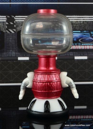 funko pop crow t. robot and tom servo figure review - tom servo left side