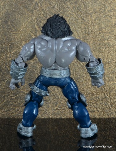 marvel legends the thanos imperative sdcc set review - blastaar rear