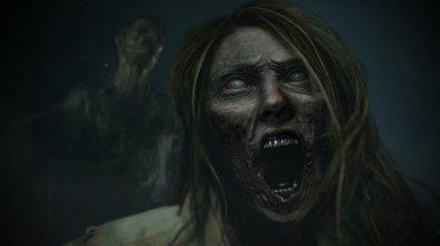 resident evil 2 female zombie