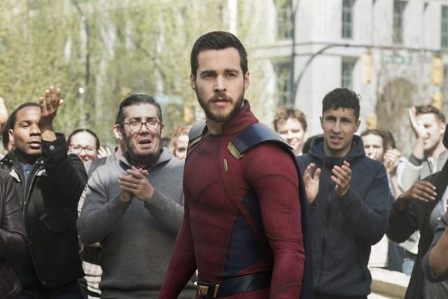 supergirl battles lost and won -mon-el