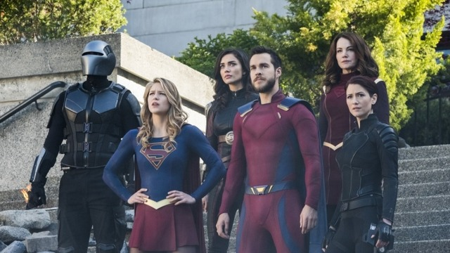 Supergirl: Battles Lost and Won review S3 E23 | Lyles Movie Files