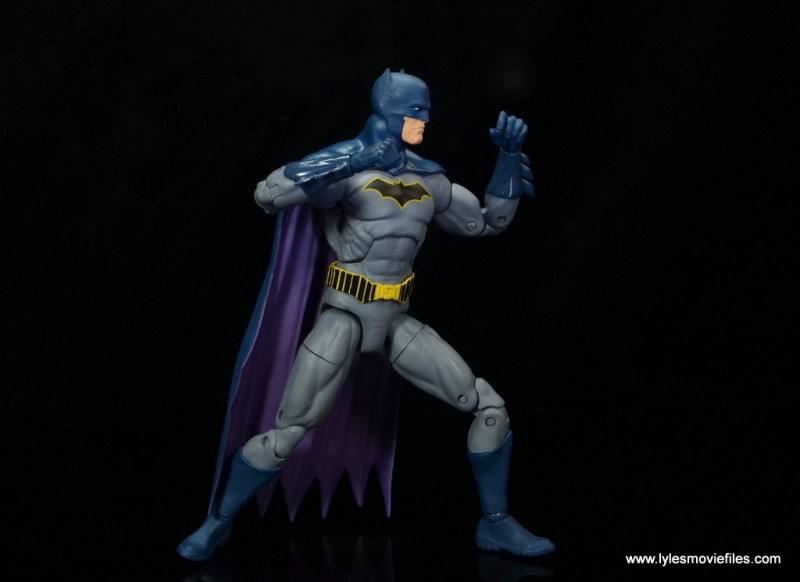 dc essentials batman figure review -battle stance