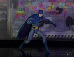 dc essentials batman figure review -pivoting