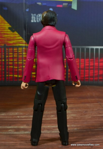 dc multiverse two-face figure review -rear