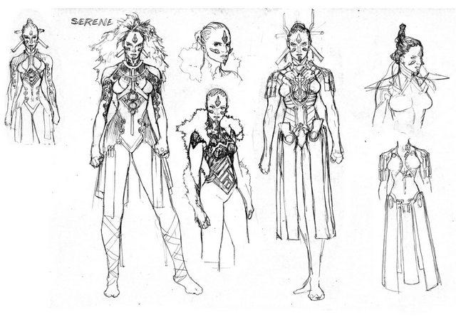 electric warriors concept art_2