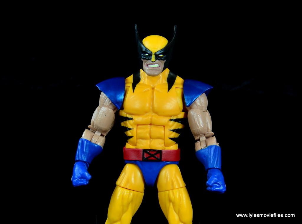 Marvel Legends Wolverine Figure Review Apocalypse Wave B
