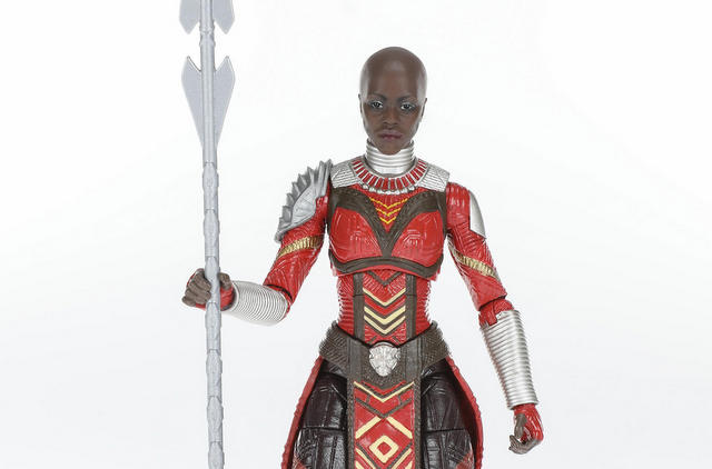 sdcc 2018 black panther marvel legends wave 2 -ayo