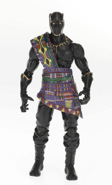 sdcc 2018 black panther marvel legends wave 2 - t'chaka