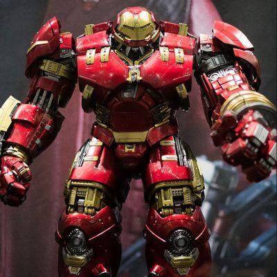 sdcc 2018 hot toys reveals -hulkbuster iron man