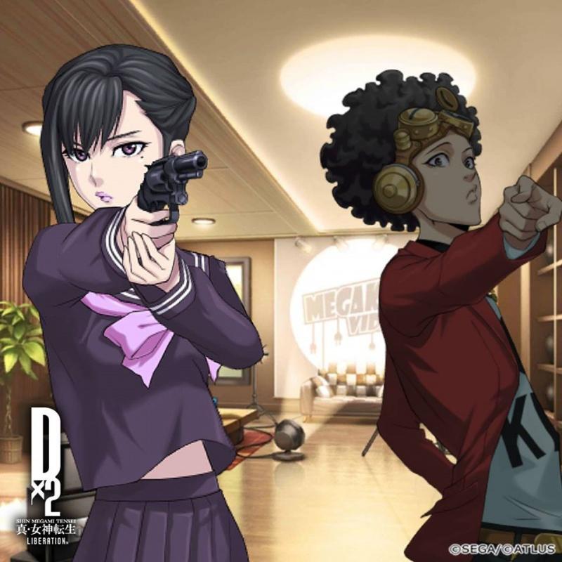 shin megami tensei liberation dx2 - game shot