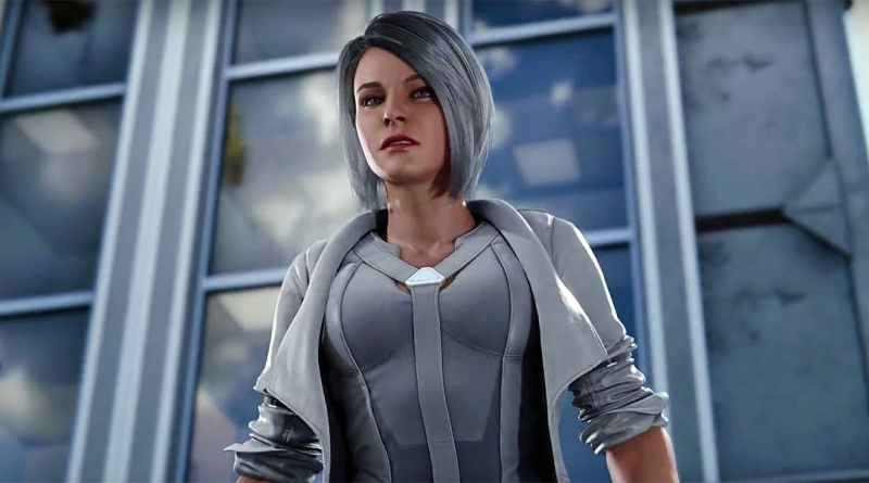 silver sable marvel's spider-man