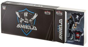 wwe epic moments shield reunion - front package