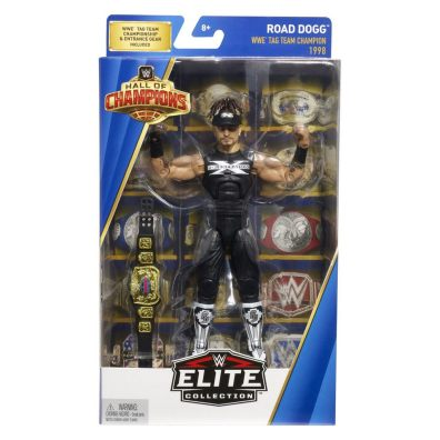 wwe hall of champions 3 - road dogg in package