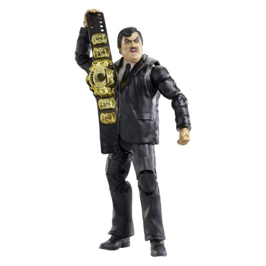 wwe hall of champions 3 - paul bearer with world title