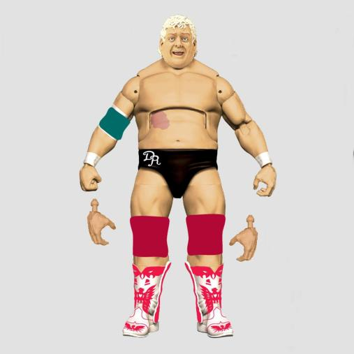 wwe sdcc18 reveals -elite dusty rhodes