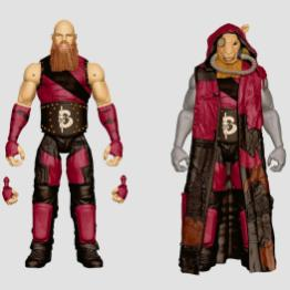 wwe sdcc18 reveals -erik rowan