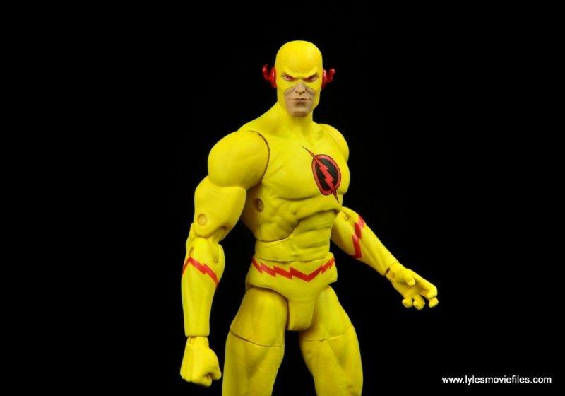 dc essentials reverse-flash figure flash - standing tall