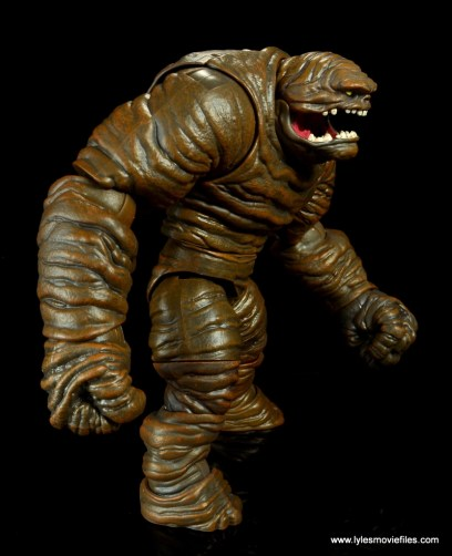 dc multiverse collect and connect clayface figure review - right side