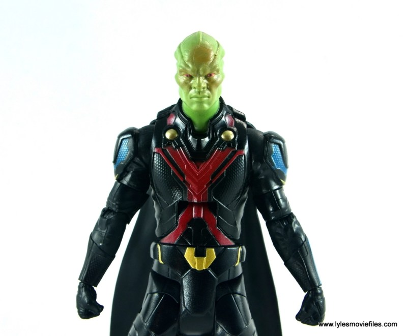 dc multiverse martian manhunter figure review - wide pic
