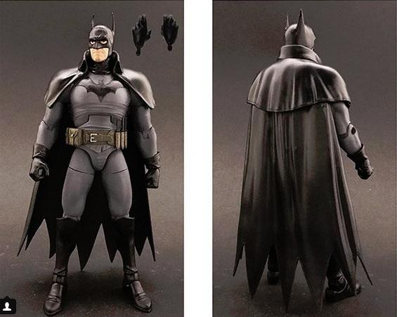 dc multiverse promotional images - gotham by gaslight batman