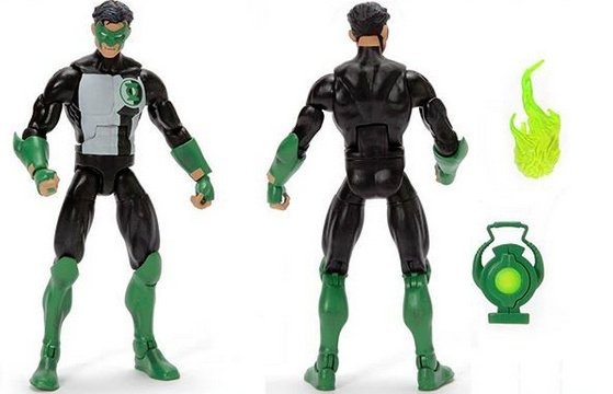 dc multiverse promotional images - kyle rayner