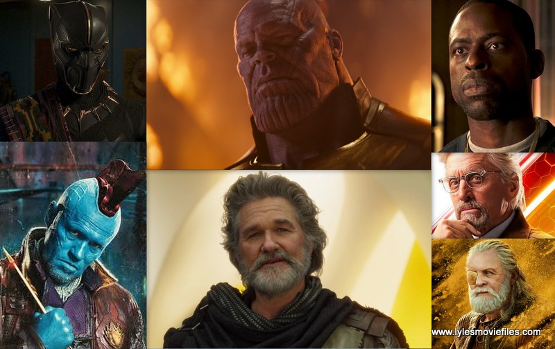Who's Your Daddy? Why fathers drive Marvel Cinematic