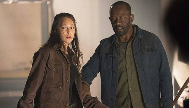 fear the walking dead people like us review -alicia and morgan