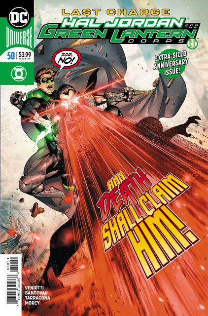 hal jordan and the green lantern corps 50