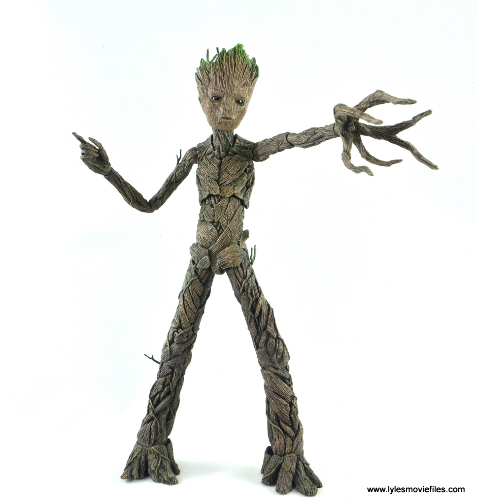 Hot Toys Avengers Infinity War Groot And Rocket Figure Review