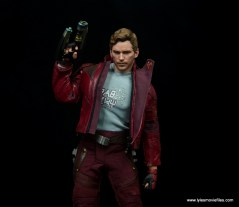 hot toys guardians of the galaxy vol. 2 star-lord figure review it's star-lord