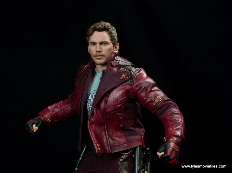 hot toys guardians of the galaxy vol. 2 star-lord figure review ready for a fight