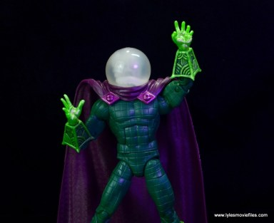 marvel legends mysterio figure review -crafting new illusion